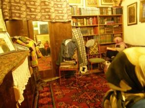 Mawlana's reading room