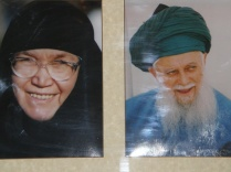 Pictures of Mawlana Shaykh and his wife, Hajja Anna