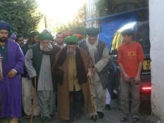 Mawlana Shaykh Nazim and his followers