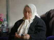Hajjah Naziha, one of Mawlana's daughter led our ladies zikr