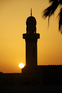 1389177_minaret_at_sunset_2