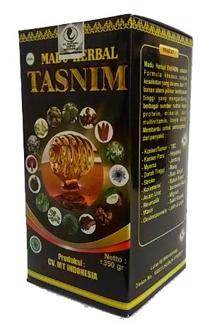 Madu Herbal Tasnim 1